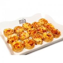 Mini quiche (tartaletes)