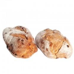 Pan de centeno con nueces...