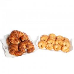 Croissant artesanal de...